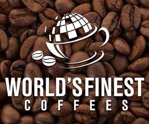 World's Finest Coffees logo
